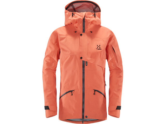 Haglöfs Khione 3L PROOF Jacket Dam coral pink
